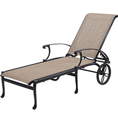 Michigan Sling Chaise Lounge