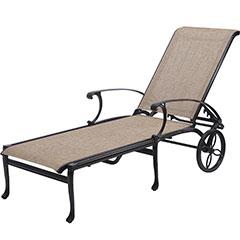 Michigan Sling Chaise Lounge