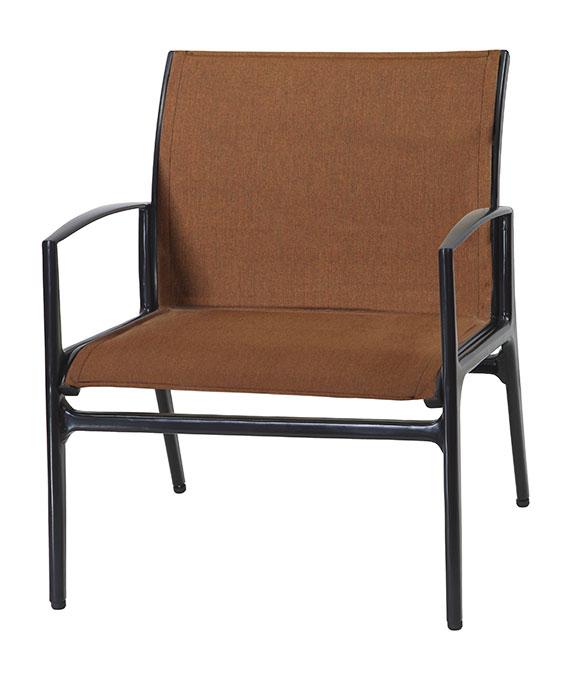 Phoenix Padded Sling Lounge Chair