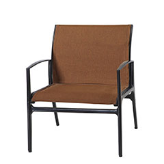 Phoenix Padded Sling Lounge Chair