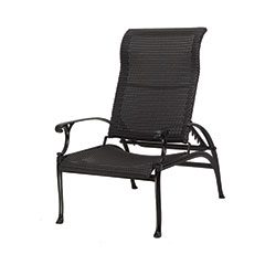 Michigan Woven Reclining Chair