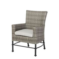 Alexee Woven Dining Chair