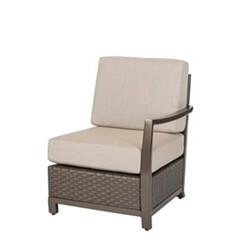 Rio Woven Left Arm Lounge Chair