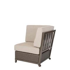 Rio Woven 2-Back Corner Chair