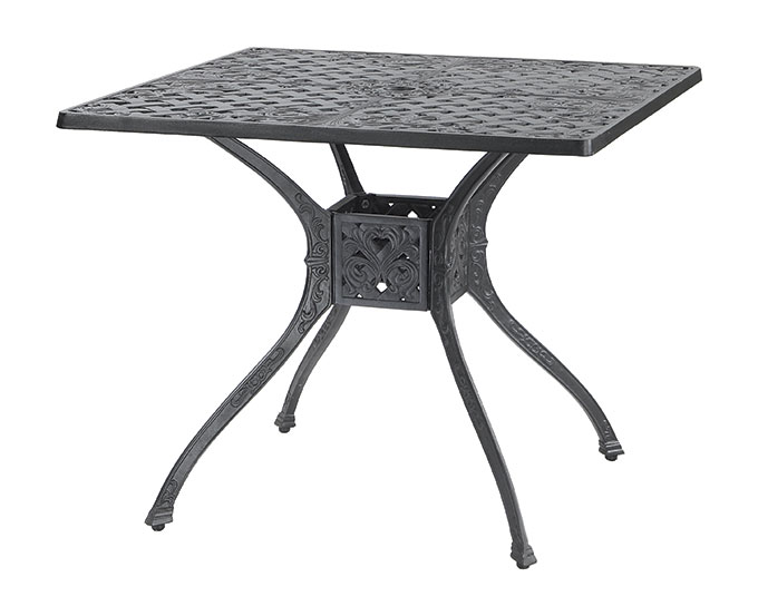 "Verona 36"" Square Dining Table"