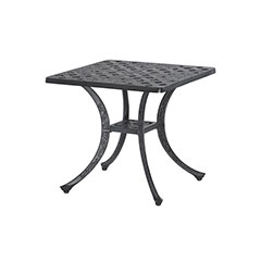 "Verona 21"" Square End Table"