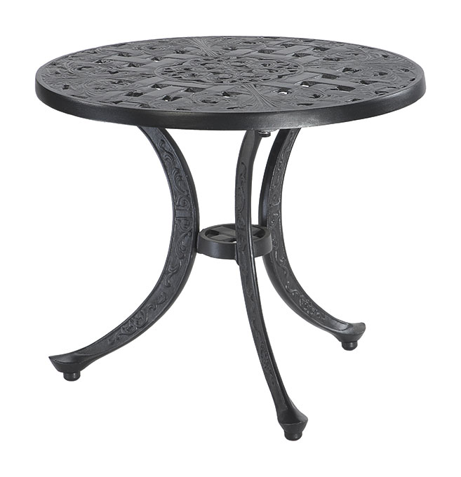 "Verona 21"" Round End Table"