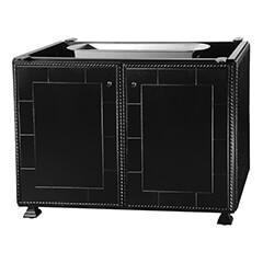 "48"" Modular Gas Fire Pit Cabinet - w/flame sensor"