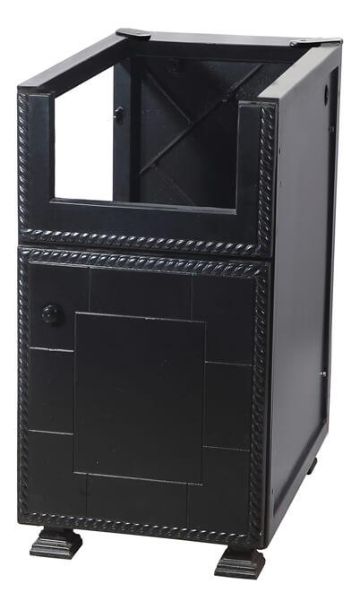 "Paradise 18"" Modular Side Burner/Small Beverage Center Cabinet"