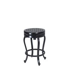 Backless Swivel Balcony Stool