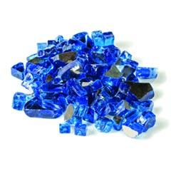 Fire Media - Cobalt Blue Reflective