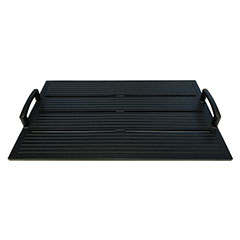 Channel Serving Tray