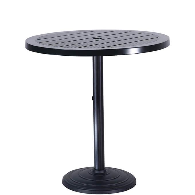 "Channel 36"" Round Pedestal Table"
