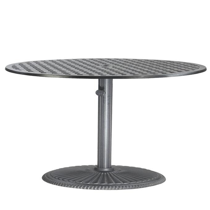 """Coordinate 36"""" Round Pedestal Table"""