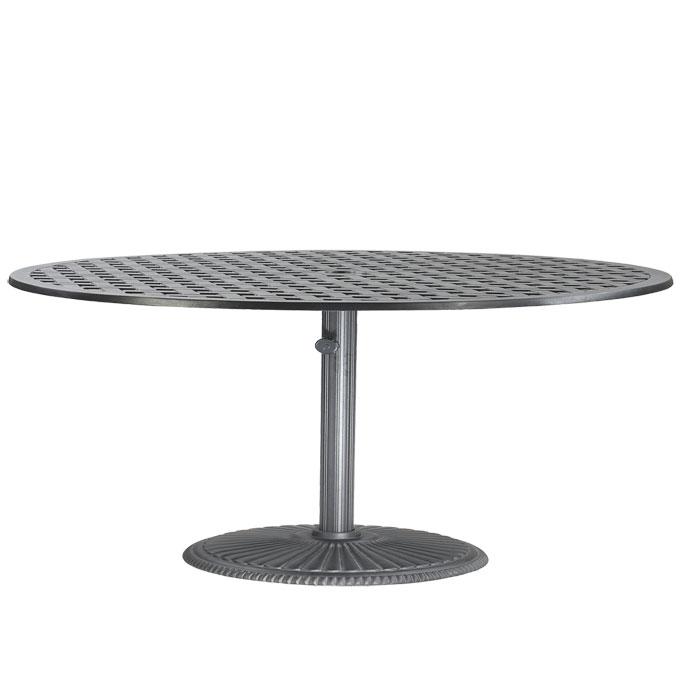 """Coordinate 48"""" Round Pedestal Table"""