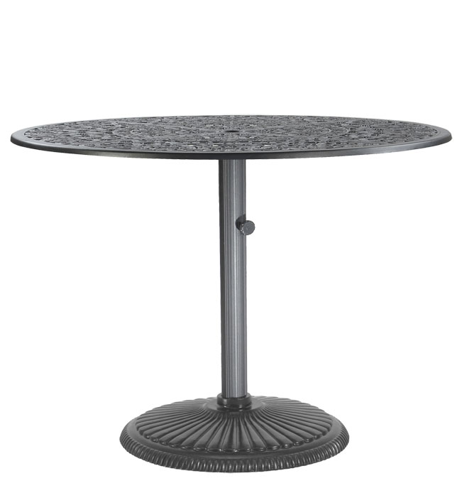 """Florence 42"""" Round Pedestal Table"""