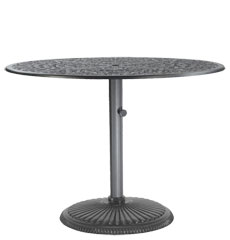 "Florence 42"" Round Pedestal Table"