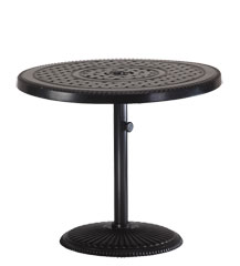 "Grand Terrace 36"" Round Pedestal Table"
