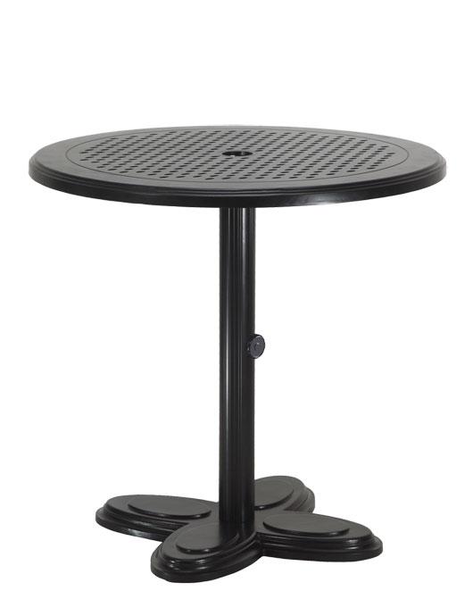 """Lotus 30"""" Round Pedestal Table"""