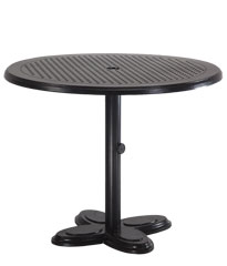"Lotus 36"" Round Pedestal Table"