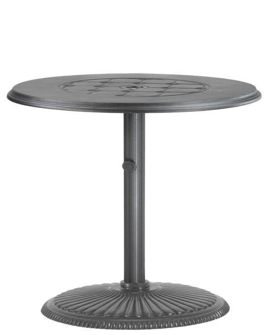"""Madrid II 30"""" Round Pedestal Table"""