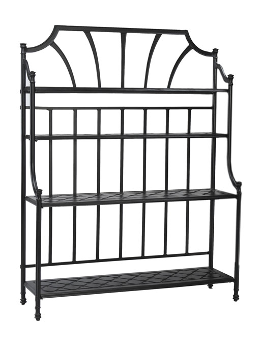 "Madrid II 56"" Baker's Rack"