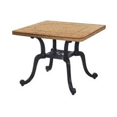 "Paradise 24"" Square End Table"