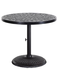 "Regal 36"" Round Pedestal Table"