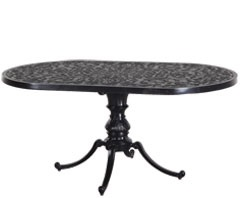"""Regal 42""""x63"""" Oval Table"""