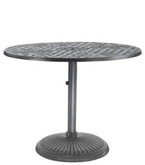 "Verona 42"" Round Pedestal Table"