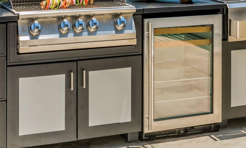 Modanō: Appliance Cabinets